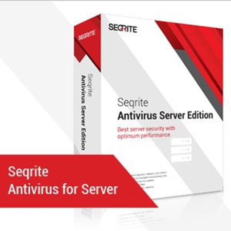 Seqrite Antivirus for Serve